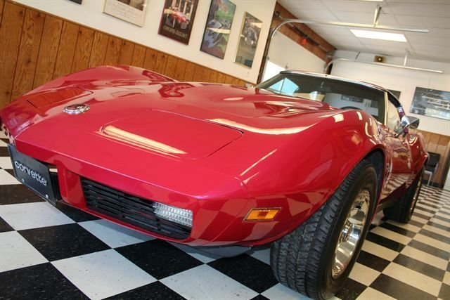 For Sale 1973 Chevrolet Corvette