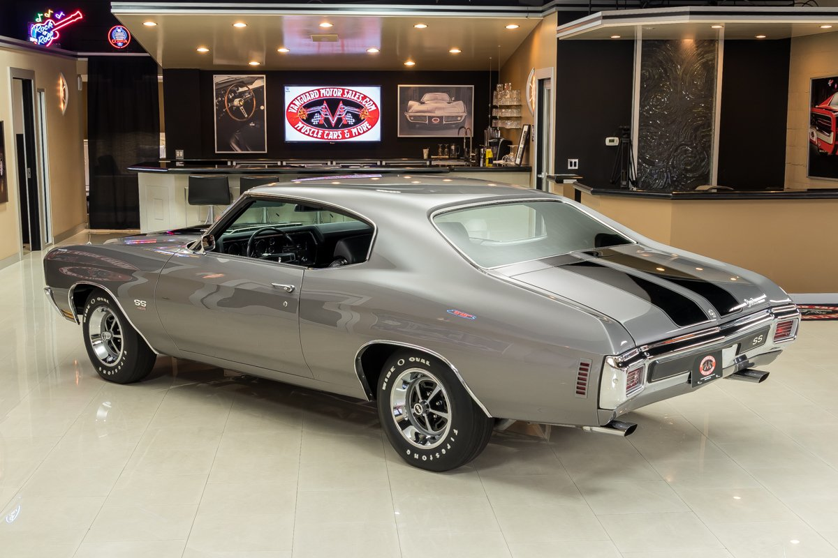 1970 Chevrolet Chevelle SS 454 LS6 for sale #49369 | MCG