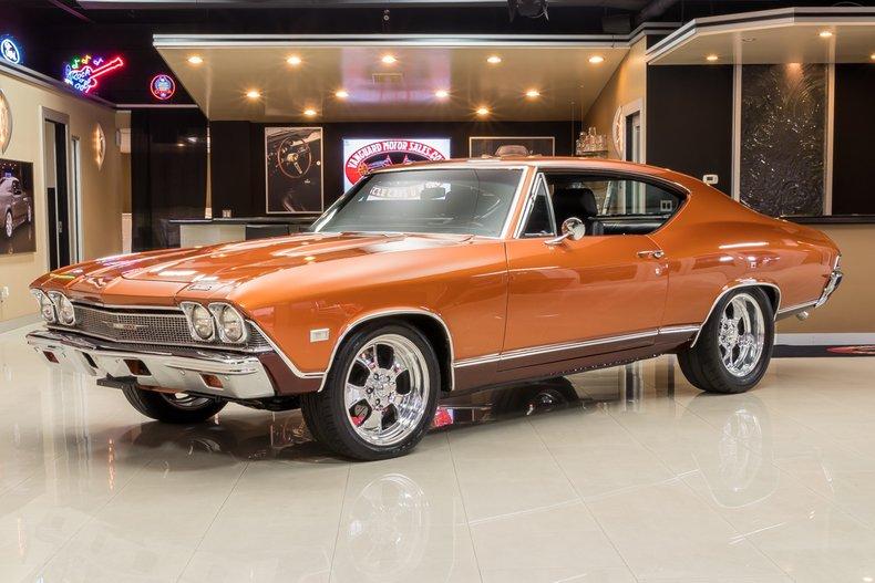 1968 Chevrolet Chevelle | Classic Cars for Sale Michigan ...