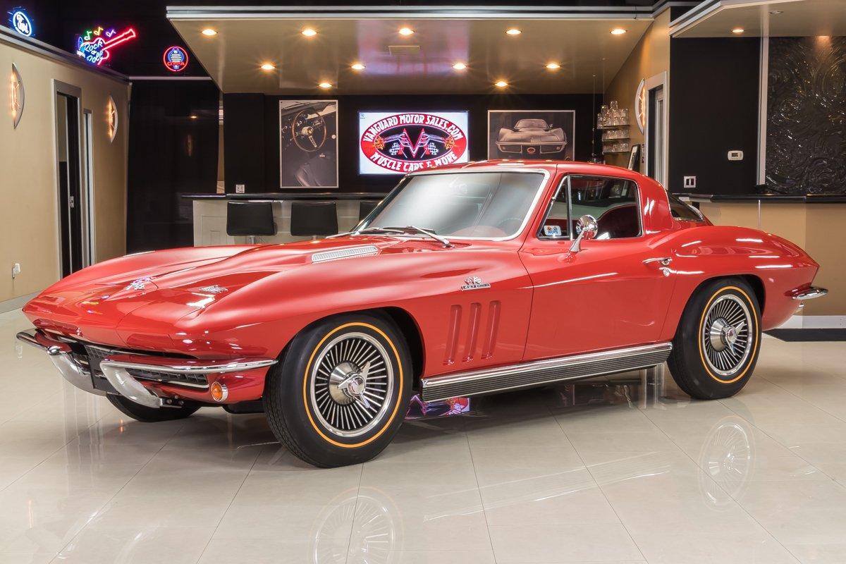 1966 chevrolet corvette l72 427 425