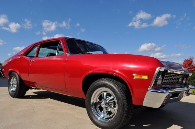 1972 chevrolet nova watch video