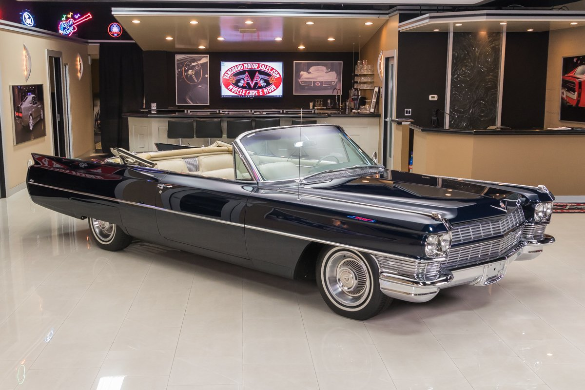 For Sale 1964 Cadillac DeVille