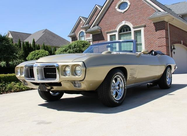 1969 pontiac firebird watch video