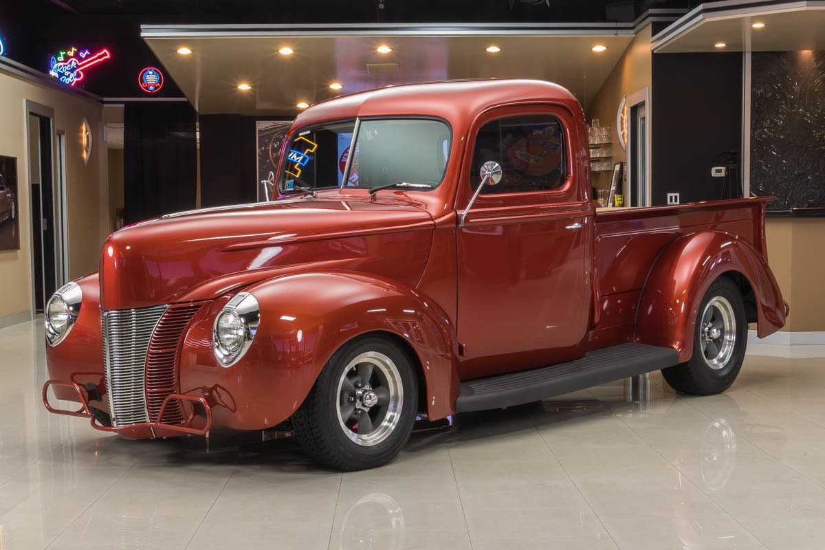 For Sale 1941 Ford Pickup