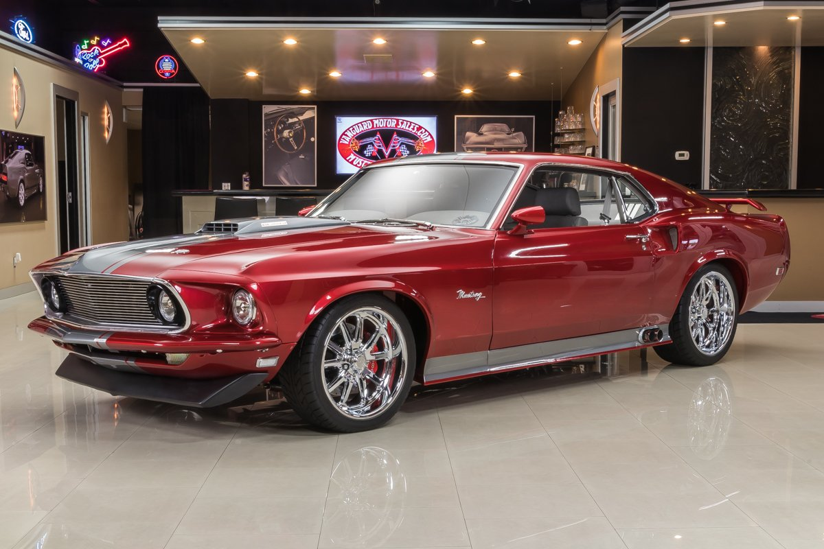 1969 ford mustang classic cars for sale michigan muscle old