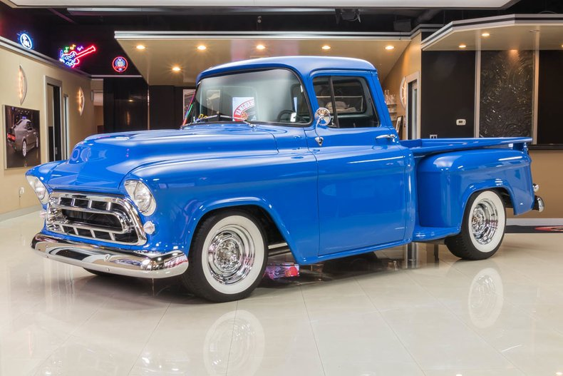 1958 Chevrolet Apache For Sale