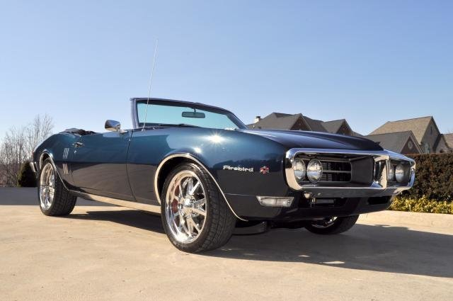 1968 pontiac firebird watch video