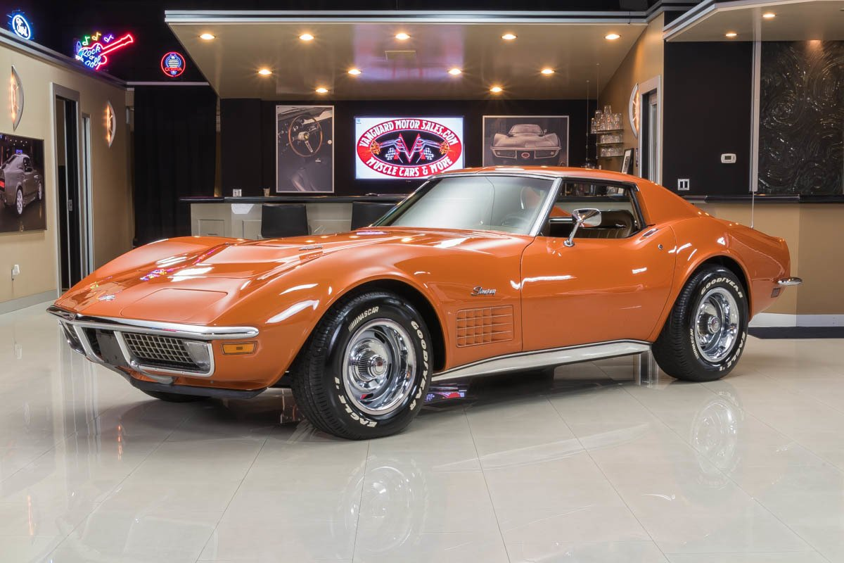 1971 chevrolet corvette ls5 454 365