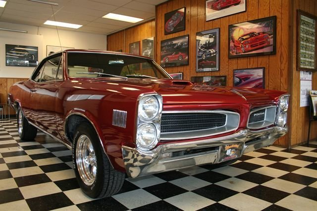 For Sale 1966 Pontiac Lemans