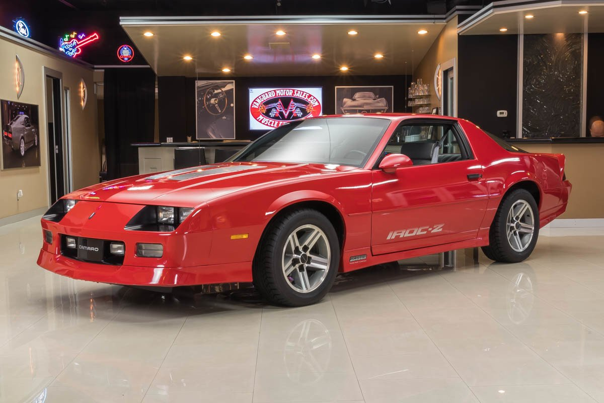 For Sale 1987 Chevrolet Camaro
