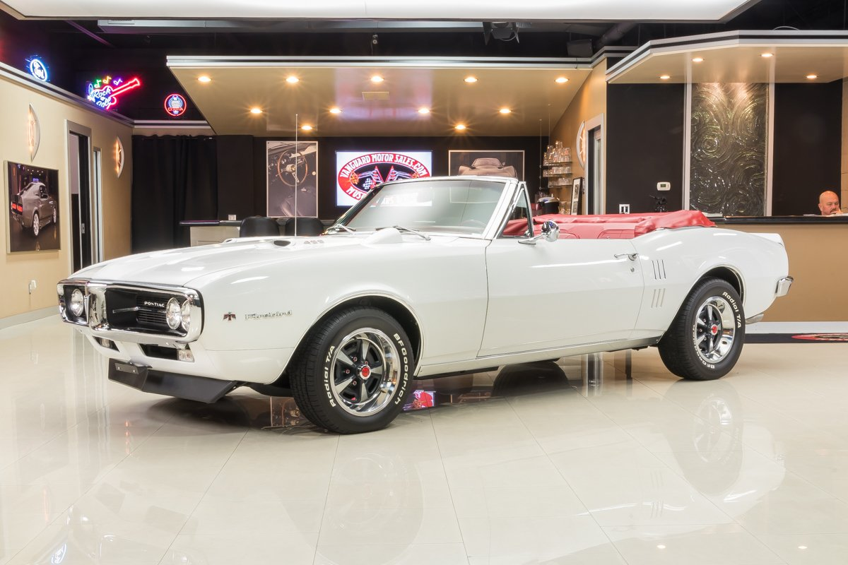 For Sale 1967 Pontiac Firebird