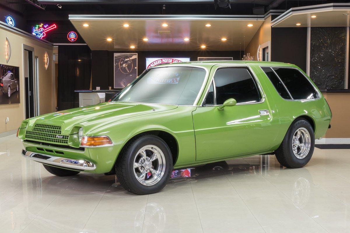 1979 amc pacer wagon restomod