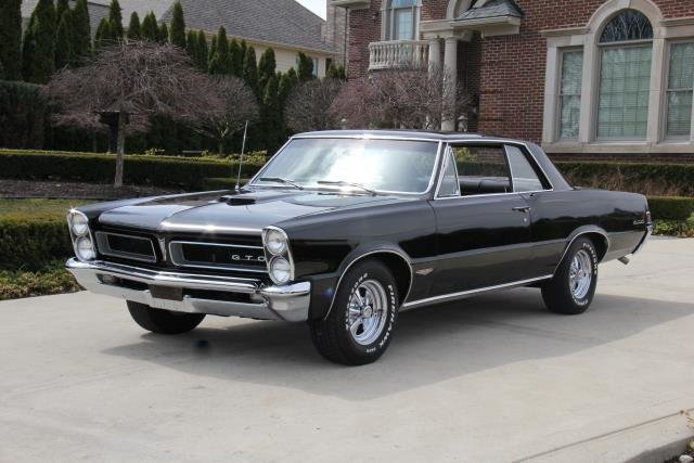 For Sale 1965 Pontiac GTO