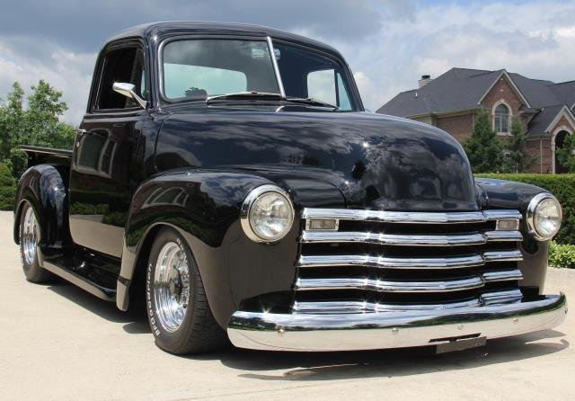 1951 chevrolet pick up watch video