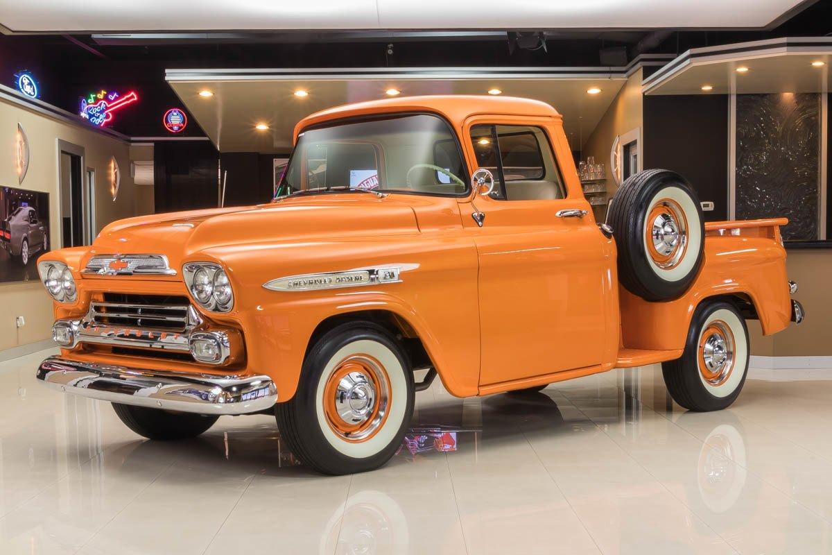 1959 chevrolet apache pickup