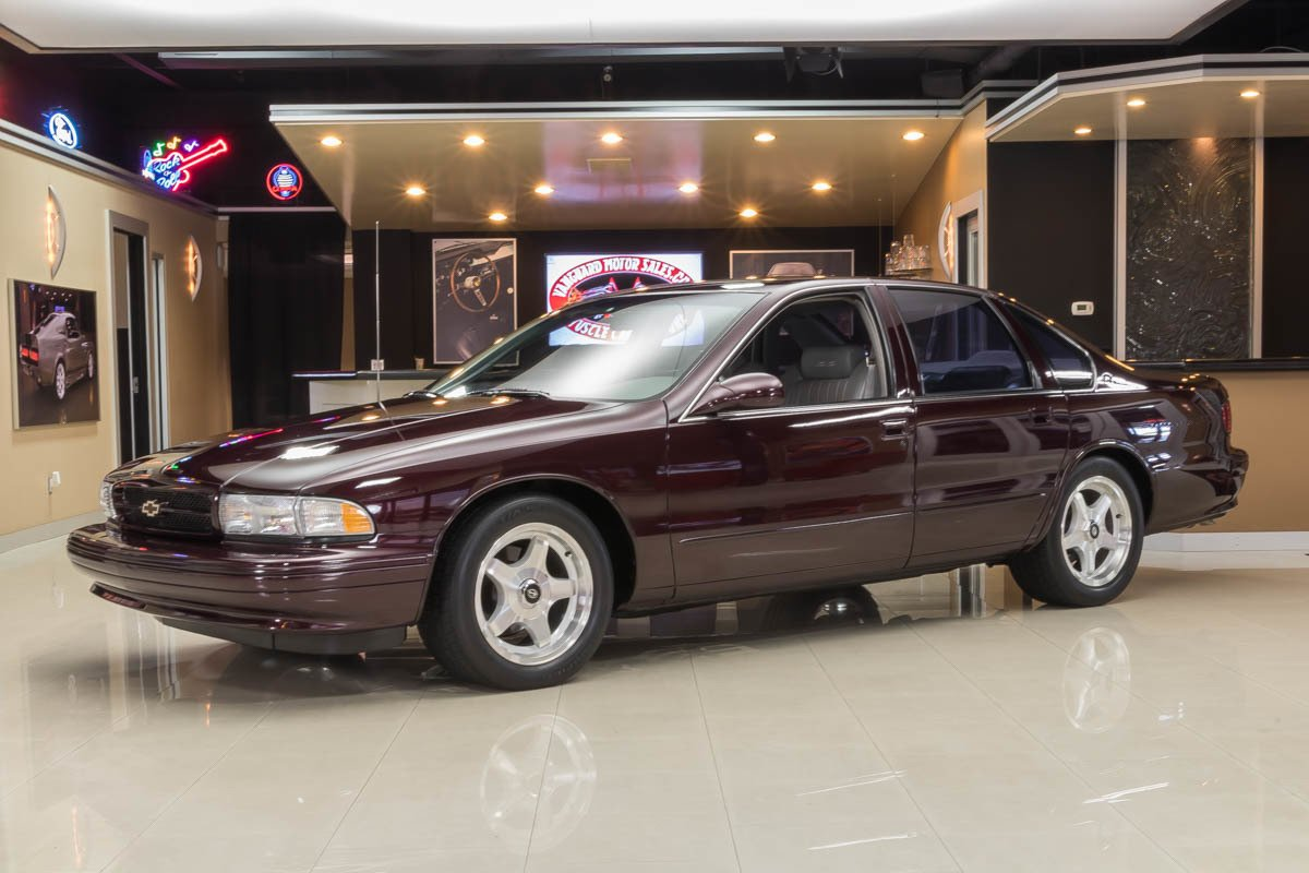 For Sale 1995 Chevrolet Impala