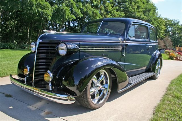 For Sale 1938 Chevrolet 2 Door Sedan