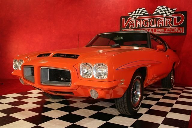 For Sale 1972 Pontiac