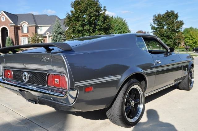 1972 ford mustang watch video