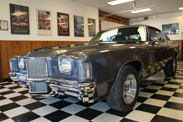 For Sale 1971 Pontiac Grand Prix