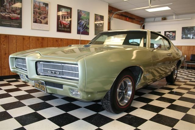 For Sale 1969 Pontiac