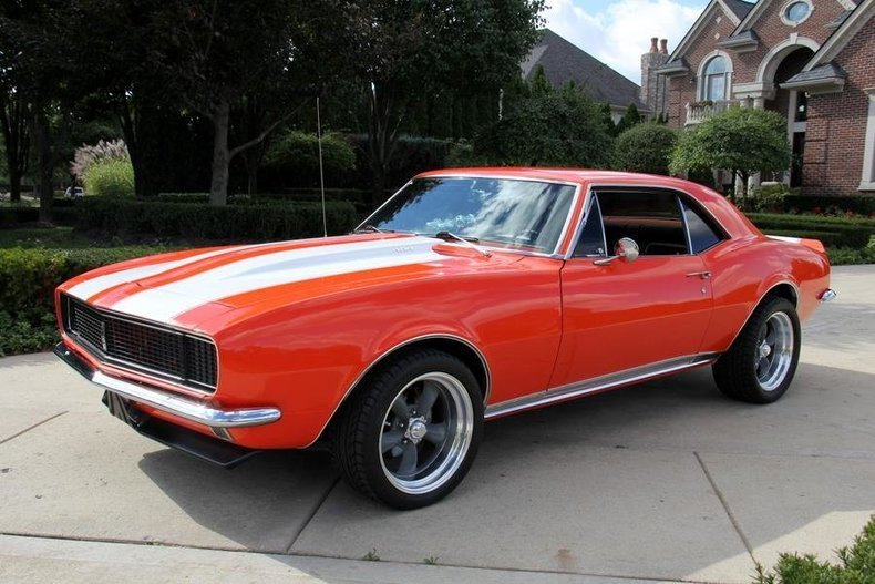 1967 Chevrolet Camaro | Classic Cars for Sale Michigan: Muscle & Old