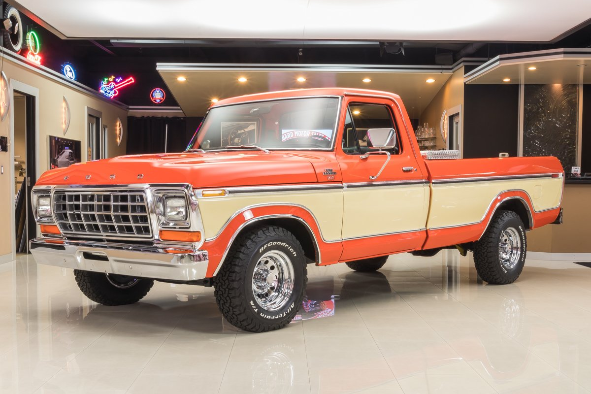 1979 Ford F150 Classic Cars For Sale Michigan Muscle Old Cars