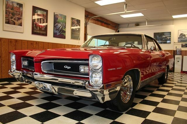 For Sale 1966 Pontiac Grand Prix