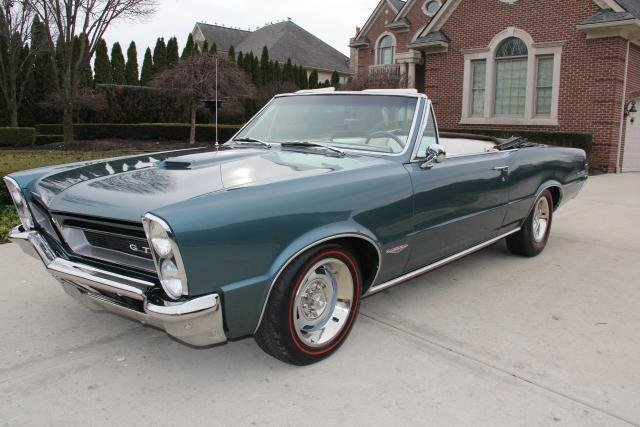 For Sale 1965 Pontiac
