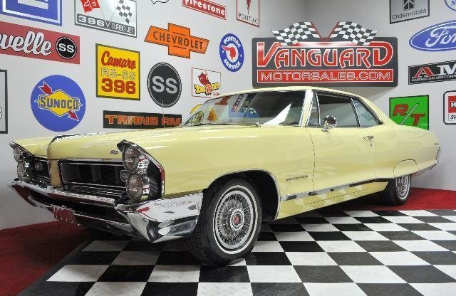 1965 pontiac grand prix watch video
