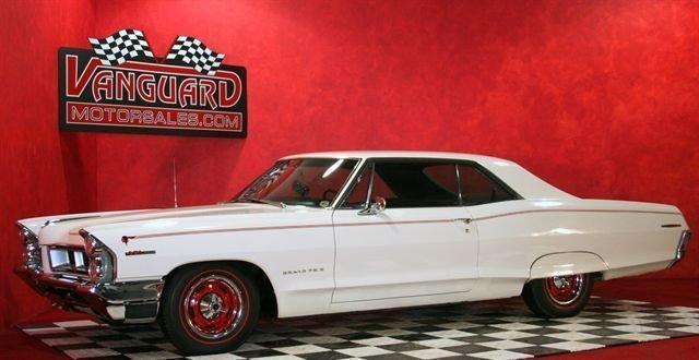 1965 pontiac grand prix rare 4 speed