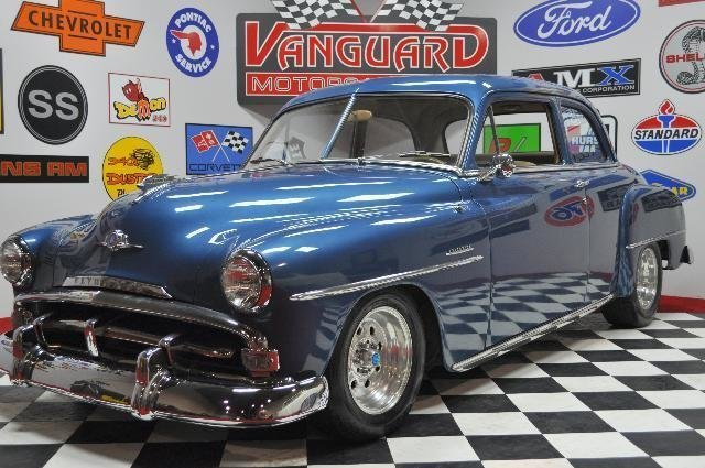 For Sale 1952 Plymouth Street Rod