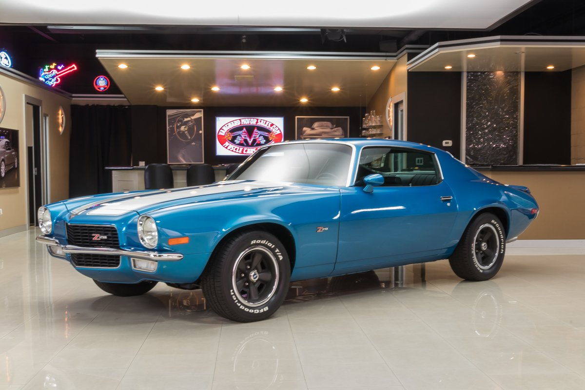 For Sale 1970 Chevrolet Camaro