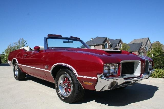 For Sale 1971 Oldsmobile Cutlass Supreme