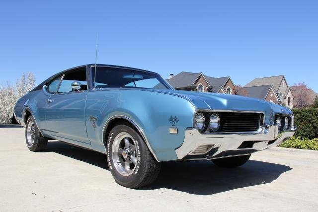1969 oldsmobile cutlass watch video
