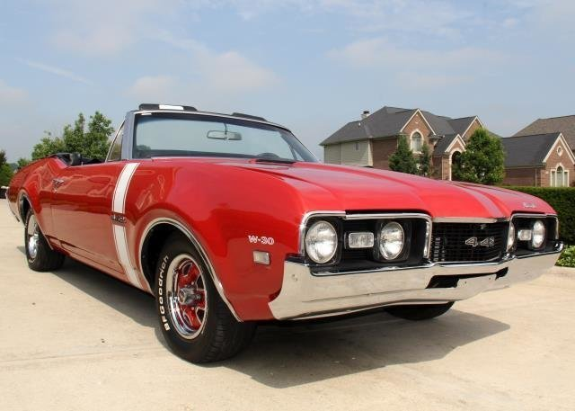 1968 oldsmobile cutlass watch video