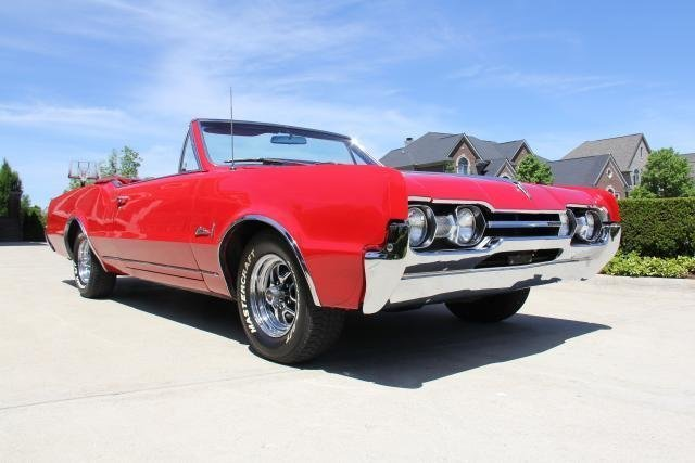 1967 oldsmobile cutlass watch video