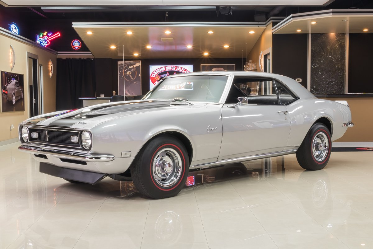 For Sale 1968 Chevrolet Camaro