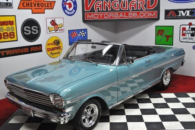 1963 chevrolet nova watch video
