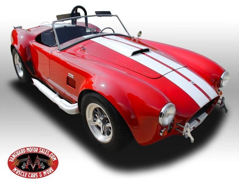 1967 shelby cobra factory five