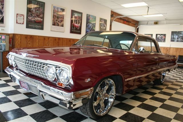 For Sale 1963 Chevrolet