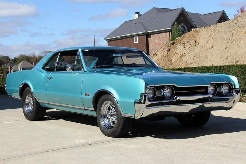 1967 Oldsmobile 442   Classic Cars for Sale Michigan: Muscle