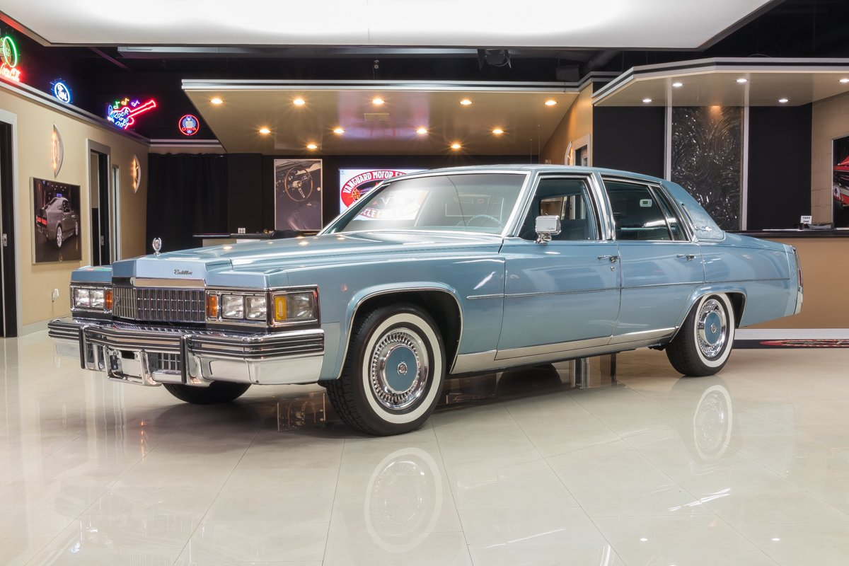 For Sale 1978 Cadillac Fleetwood