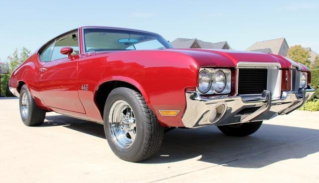 1971 oldsmobile 442 watch video