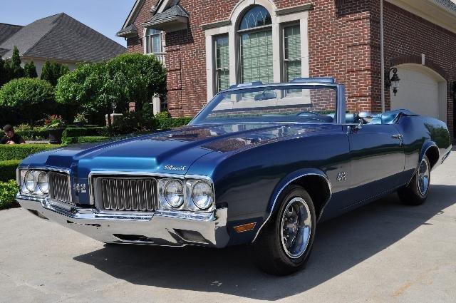 1970 oldsmobile 442 442 video