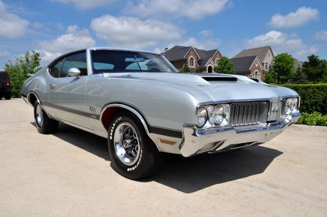 1970 oldsmobile 442 watch video