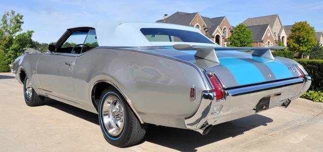 1969 oldsmobile cutlass 442 watch video