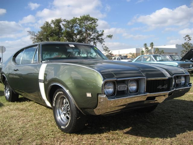 For Sale 1968 Oldsmobile 442