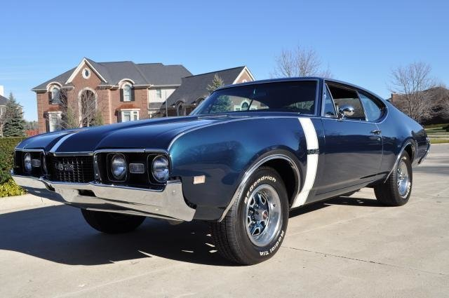 1968 oldsmobile 442 real 442