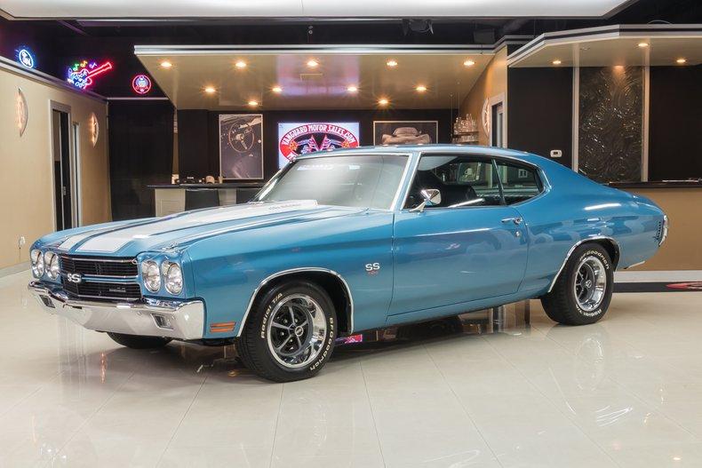 1970 Chevrolet Chevelle For Sale
